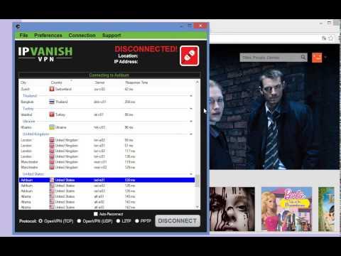 Come vedere la BBC online in streaming   IpVanish Video Prova review