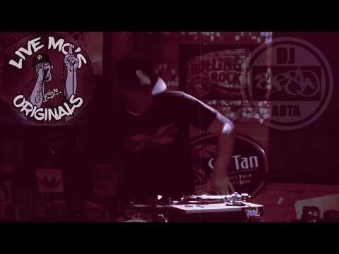 DJ Blesd 1 scratching live in Tempe AZ (Feb 2016)
