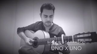 UNO X UNO (cover Manuel Carrasco)