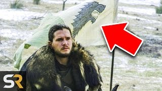 10 Game of Thrones Secrets That Every TV Fan Will Love