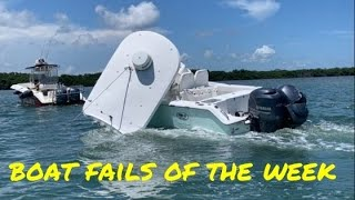 Boat Fails of the Week | Brace for Impact
