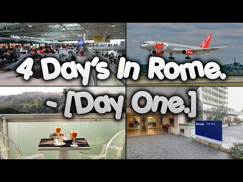 4 Day's In Rome. - [Day One.]