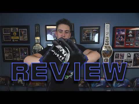 Aj Styles Replica Gloves Review (WORST $30 EVER SPENT)