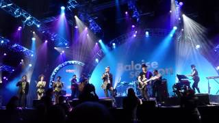 Bryan Ferry - Slave to Love  bei der Baloise Session in Basel 31.10.14