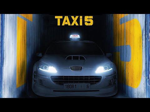 Саундтреки из фильма Такси 5