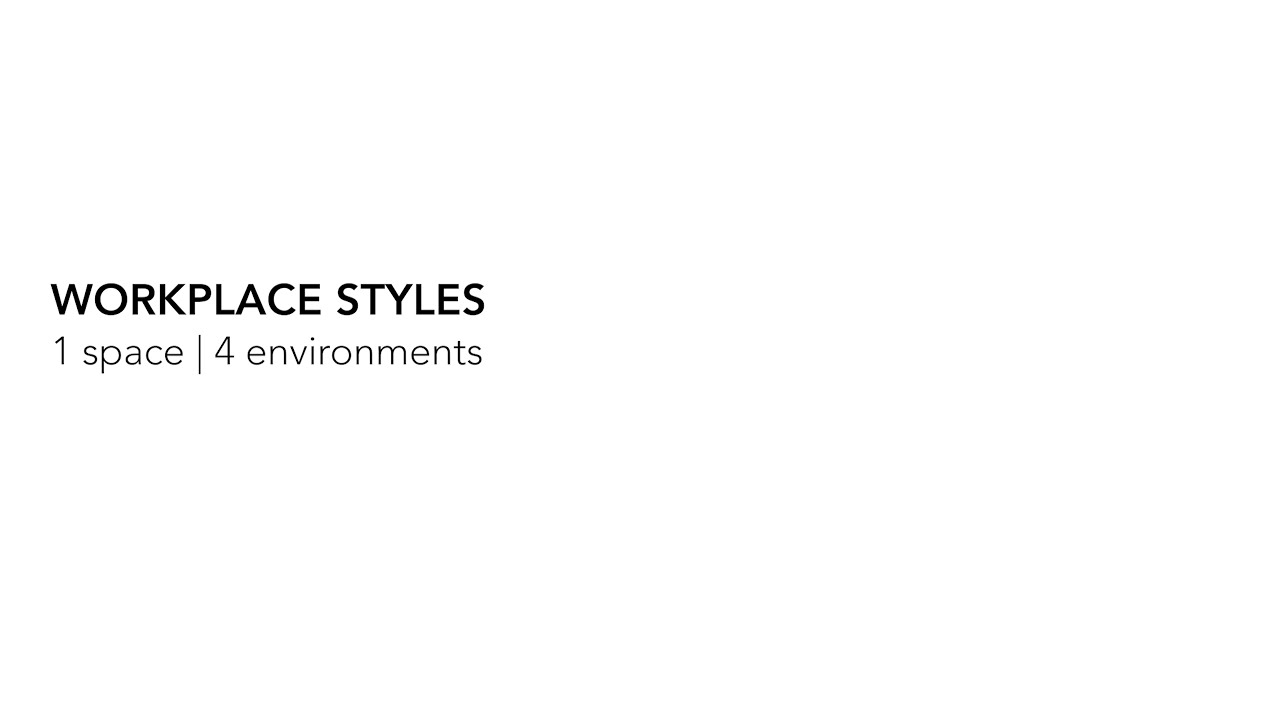 Which workplace style does your business need? (part 1 of 3)