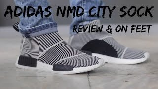 Adidas NMD City Sock Review & On Feet