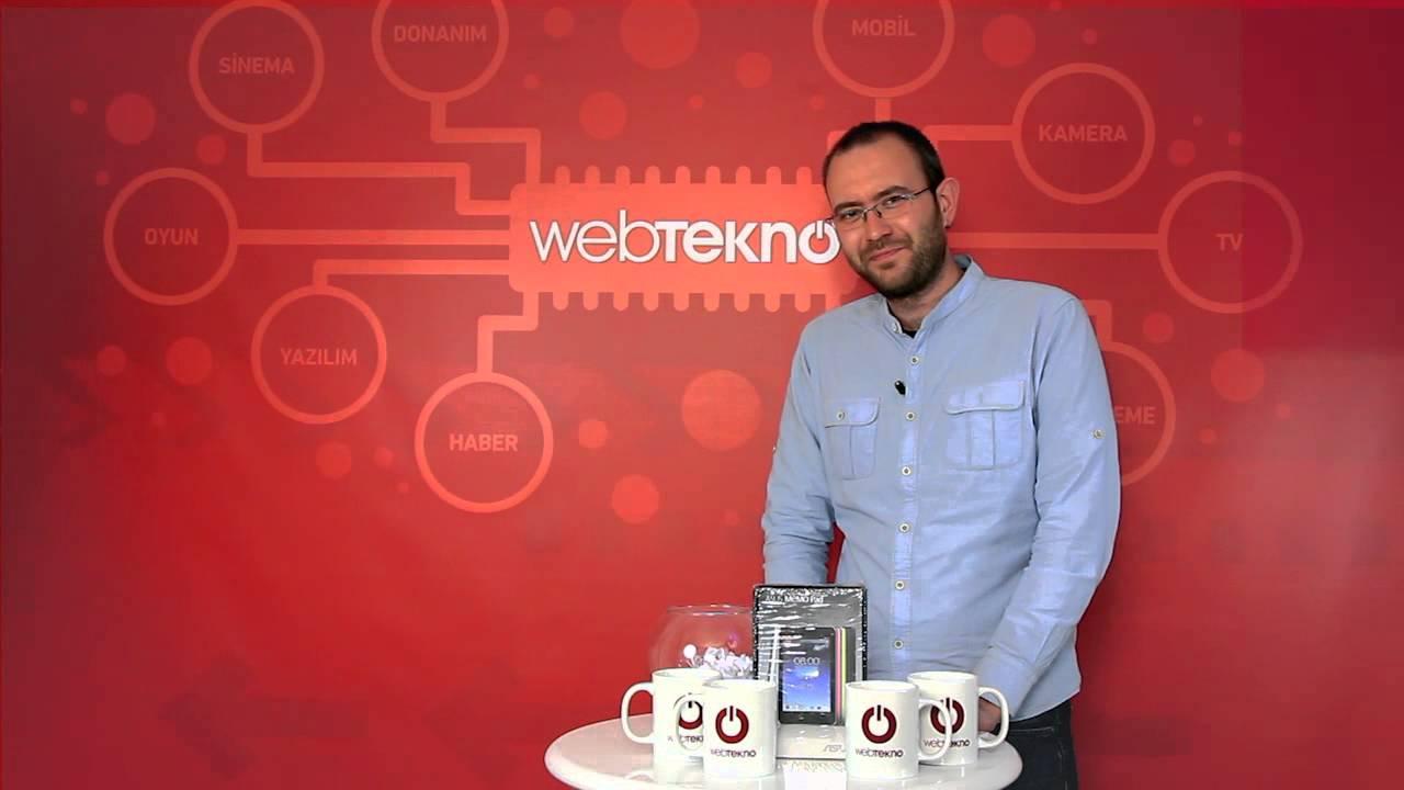 Webtekno Hediye Kampanyası Çekiliş