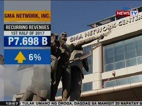 BT: Recurring revenues ng GMA Network Inc., tumaas ng 6%