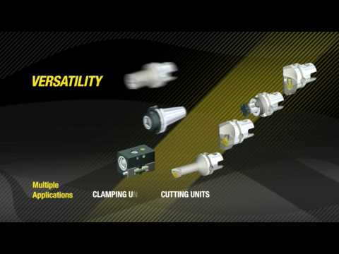 Kennametal KM™ ISO Tooling System