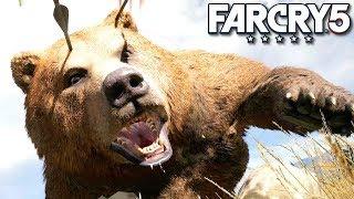 Atak niedźwiedzia   Far Cry 5 (#6)