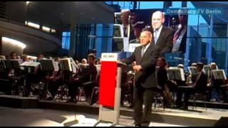 70. Jahrestag der Befreiung vom Faschismus - S.E.Wladimir M. Grinin, Rolf Becker, Gregor Gysi