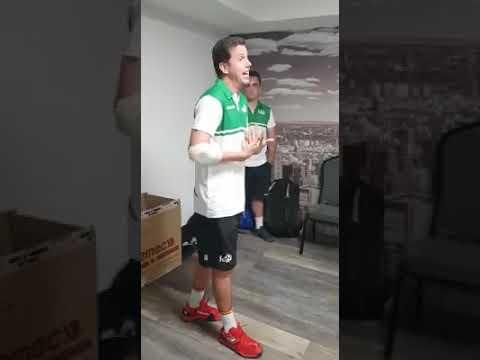 Paquito Navarro dedica unas palabras a la Selección Andaluza