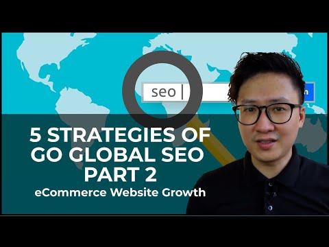 Part 2 - Go Global SEO Strategies for eCommerce Website Growth - Easy2Digital