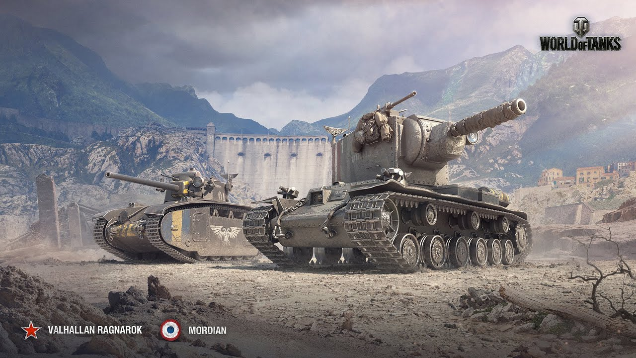 World of Tanks - Future is now | The Offspring