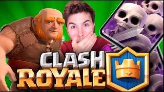 CLASH ROYALE | EL GRAN COMBO!!
