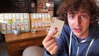 Memorise A Deck Of Cards - 1 Week Challenge - Part 1