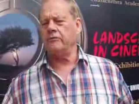 Film critic Lalit Rao (FIPRESCI) interviews film director Bruce Beresford [IFFK 2011 video]