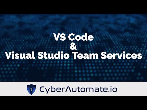 Visual Studio Code and Visual Studio Team Services Integration