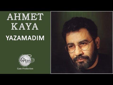 Yazamadım (Ahmet Kaya)