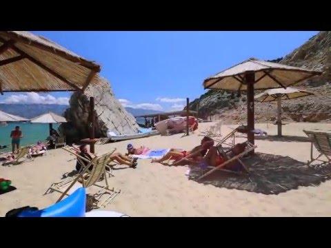 Lopar , San Marino kemping, Rab sziget