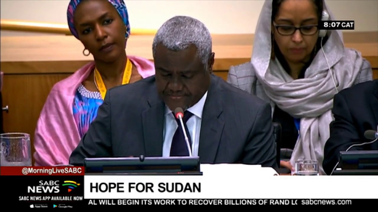 Hope in Sudan's civilian-led government: UN