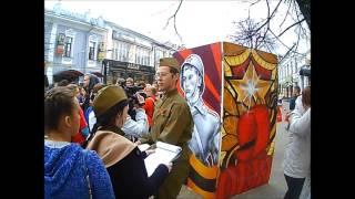 В Ярославле состоялся песенный флешмоб «Великие песни великих земляков»