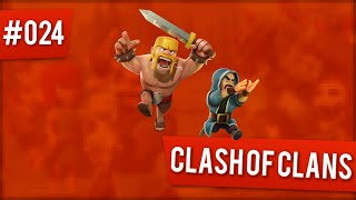 Let´s Play Clash of Clans #024 II Base und Riesen!! II Worio