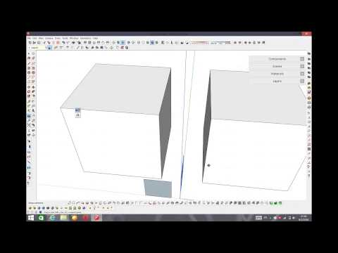 Mirror sketchup youtube for Mirror in sketchup