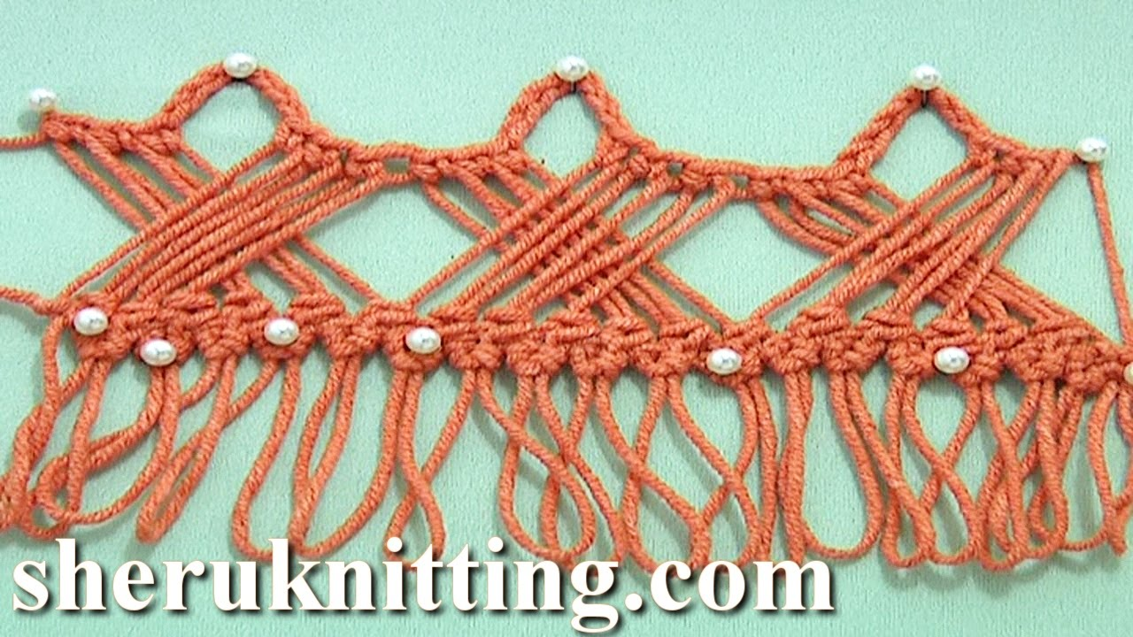 Way to develop hairpin crochet strip tutorial 30 how to crochet way to develop hairpin crochet strip tutorial 30 how to crochet hairpin braid youtube bankloansurffo Image collections