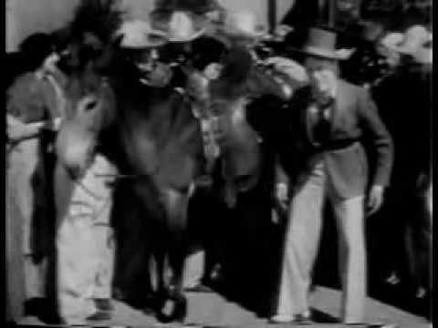 The Devil on Horseback (1936) WESTERN