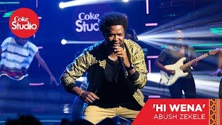 abush-zeleke-hi-wena---coke-studio-africa-cover