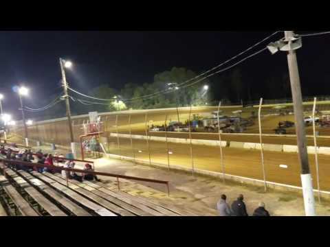 Potomac Speedway Nationals! Street Stocks Heat 2! 10/14/16
