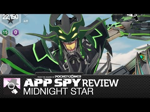 Midnight Star | iOS iPhone / iPad Gameplay Review - AppSpy.com