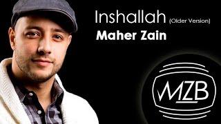 Maher Zain - Inshallah | Lyric Video