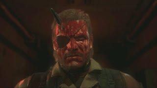 Metal Gear Solid 5 Phantom Pain Most Tragic Scene / Quarantine Slaughter