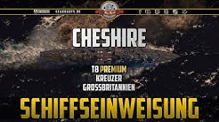 CHESHIRE - Klein aber oho! - deutsch - World of Warships