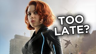 Black Widow Finds Director, But Is It Too Little Too Late?
