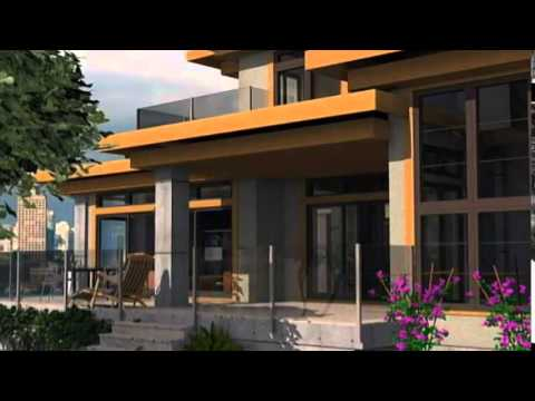 Houses in Design Development by Rommel Design;