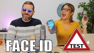 iphone x testeando el face id con isenacode   face id review