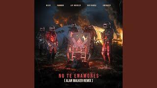 Play No Te Enamores - Alan Walker Remix