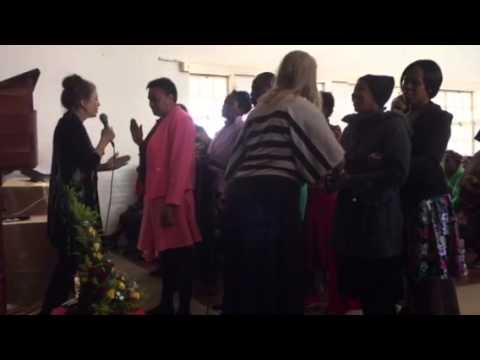 Prayer & Prophecy in Africa