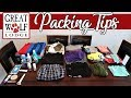Packing Tips for a Trip to Great Wolf Lodge