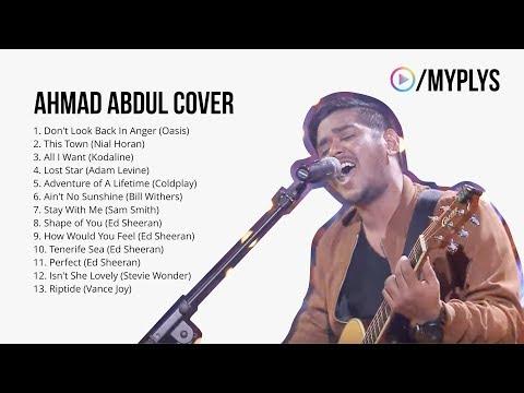 Ahmad Abdul (Indonesian Idol) Full Album Cover