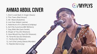 Ahmad Abdul (Indonesian Idol) Full Album Cover