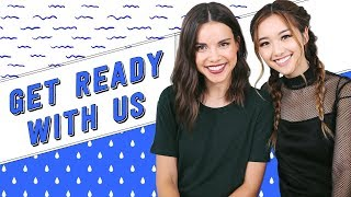 Get Ready With Us ft. Ingrid Nilsen | 3 Simple Rules