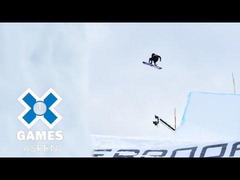 Jamie Anderson wins Women's Snowboard Slopestyle gold | X Games Aspen 2018