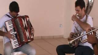 Pavão Bonito em Araçatuba (20.03.2010) - Hayller e Betinho com Família Assis_6