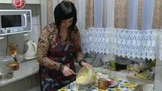 Как приготовить пирог Зебра(, 2009-12-15T13:13:13.000Z)