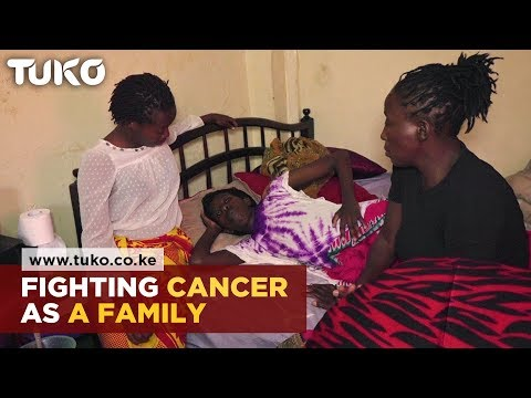 Fighting Cancer as a Family | Tuko TV Mp3